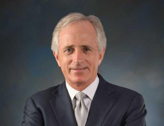 Bob Corker official Senate photo1