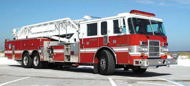 ladder truck w sm