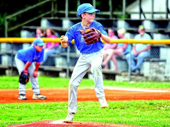 Ranger Pitcher Devin Fish is ATHLETE OF THE WEEK