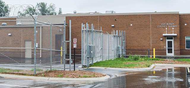 Van Buren New Jail original