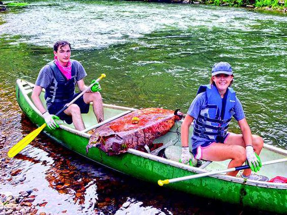 River Clean - Landon Spivey Kaylee Smith