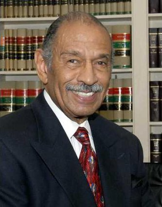 John Conyers official photo