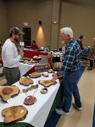 Christmas market show