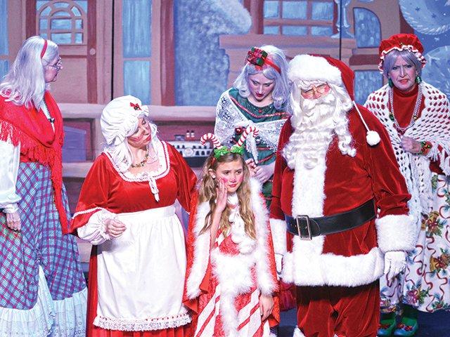 Evil Christmas Characters.Christmas Warmth Southern Standard