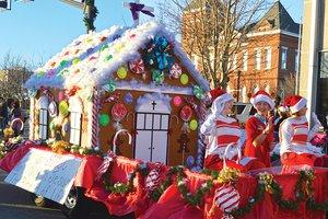 Gingerbread, church group, before Tri Green.jpg