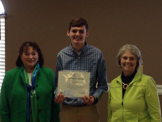 Chapman gets Good Citizen Award