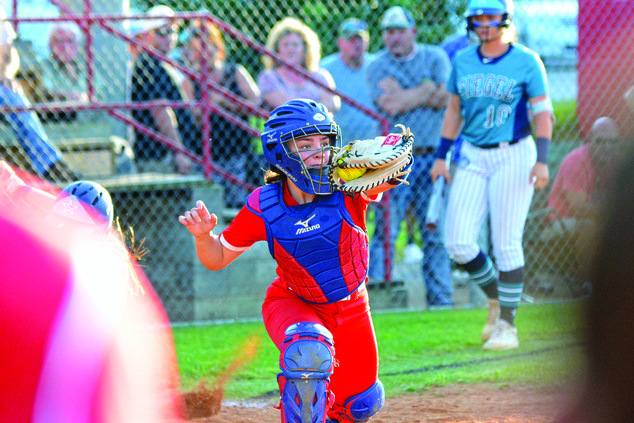 Softball Mason