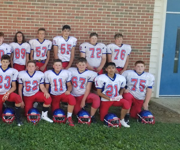 MS football team