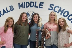 middle school homecoming court