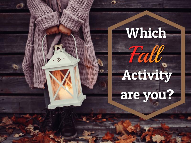 fall activity