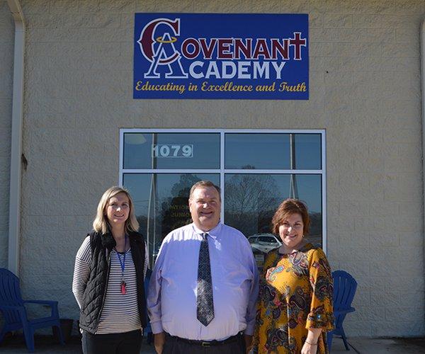 Covenant New Headmaster- group.jpg