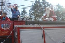 Liberty Santa